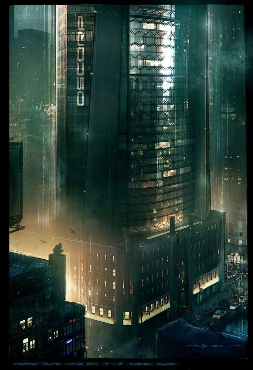 Tha Mazing Spiderman Concept Art