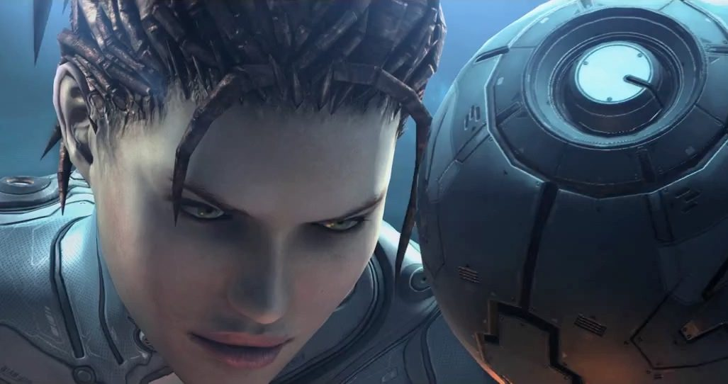 StarCraft II Heart of the Swarm : Vengeance