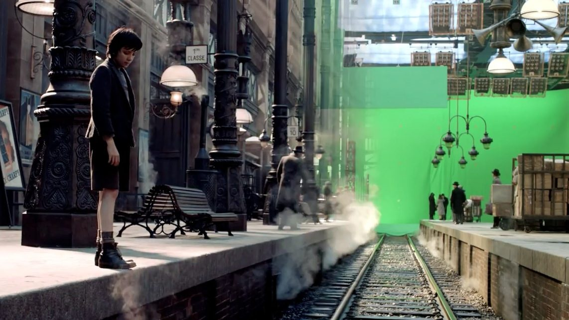 Making of Hugo Cabret by Pixomondo