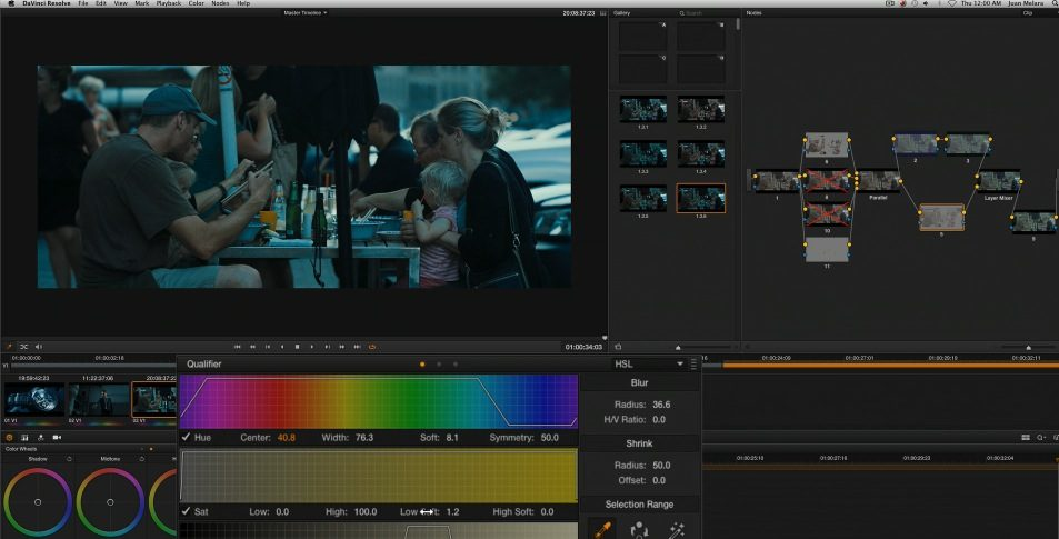 Colour Grading Tutorial