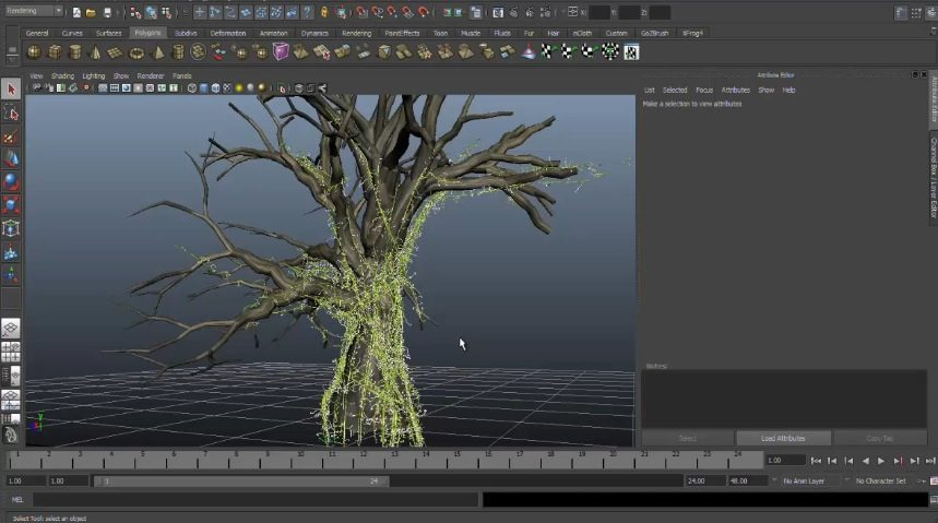 Maya Softimage