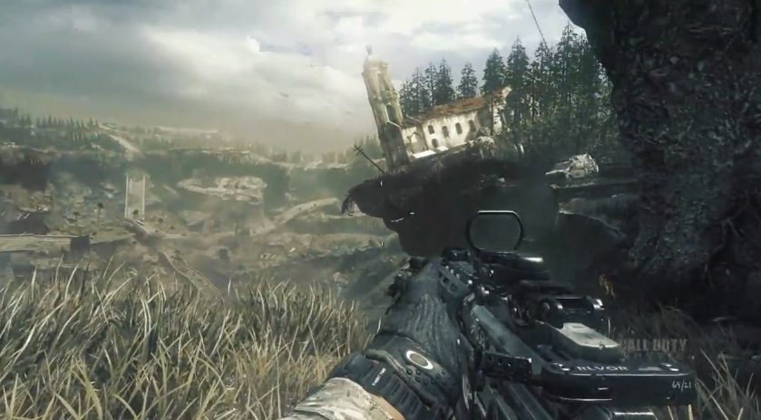 Call of Duty: Ghosts E3