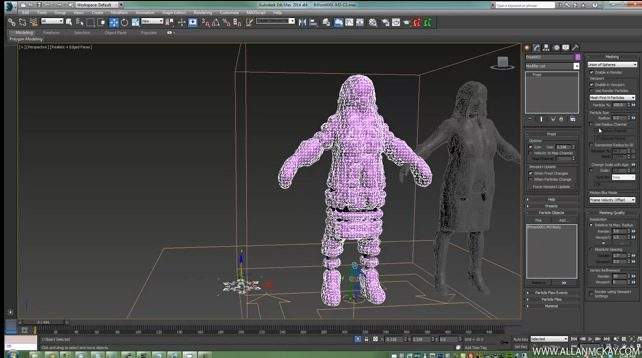 ProxyMesh for Fume Fx
