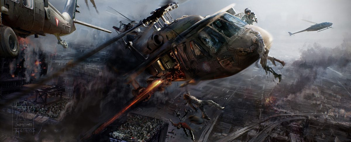 The Art of World War Z