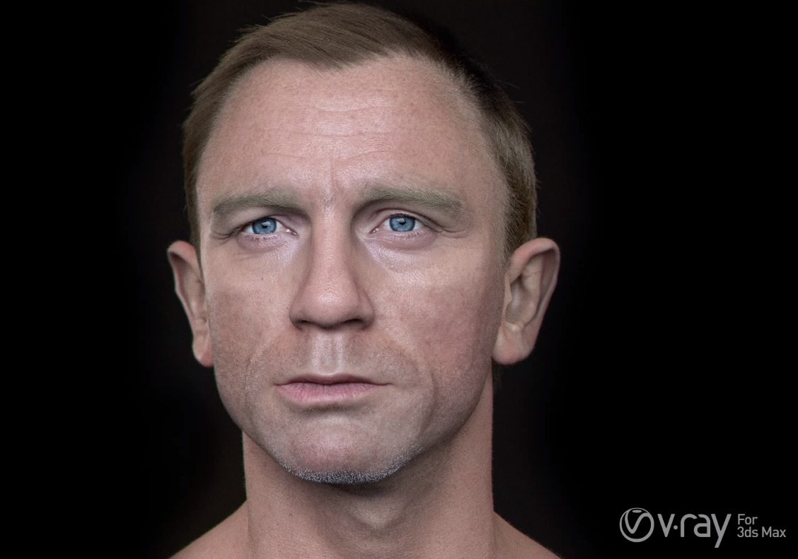 A Portrait of Daniel Craig