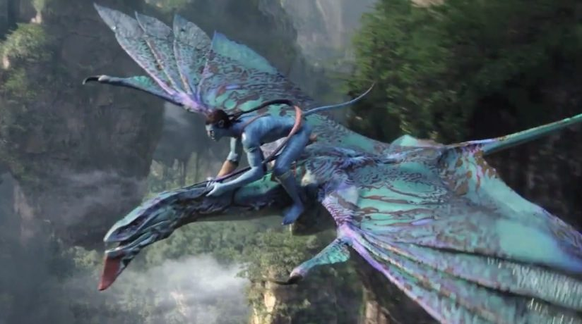 Disney's Animal Kingdom : Avatar Preview