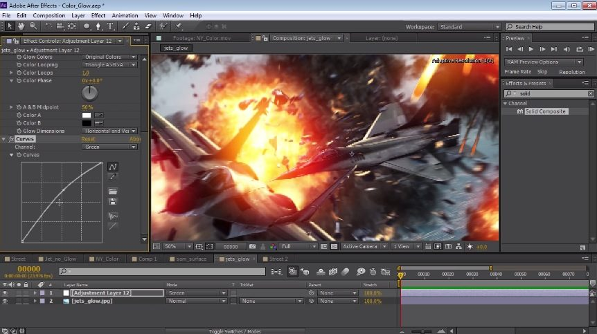 Уроки По After Effects
