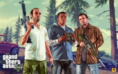 grand theft auto v artwork