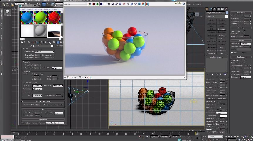 HDRI Lights in 3DS 2014
