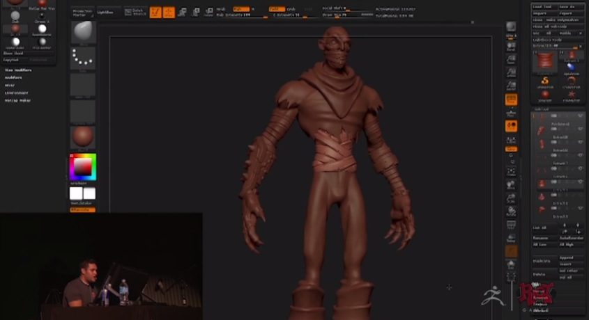 zbrush league of legends