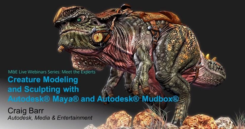 Creature Modeling & Sculpting
