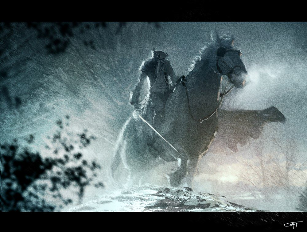 remko troost : headless_horseman