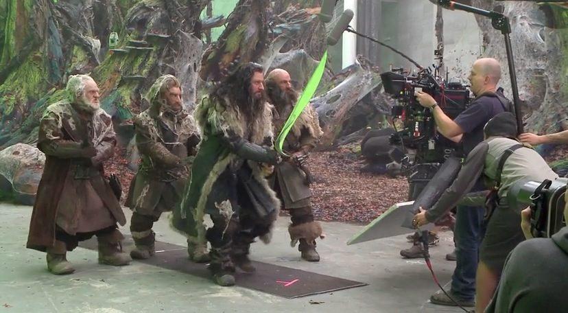making of the hobbit