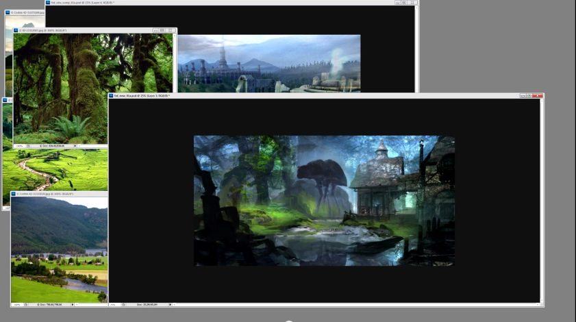 FZD Let's Draw Morrowind & Oblivion