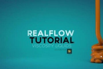 Realflow viscous liquids
