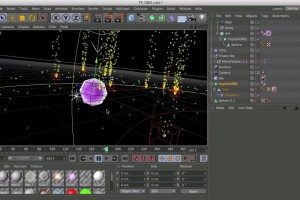 Thinking Particle Events & MoGraph