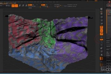 Zbrush Multi-Map Exporter