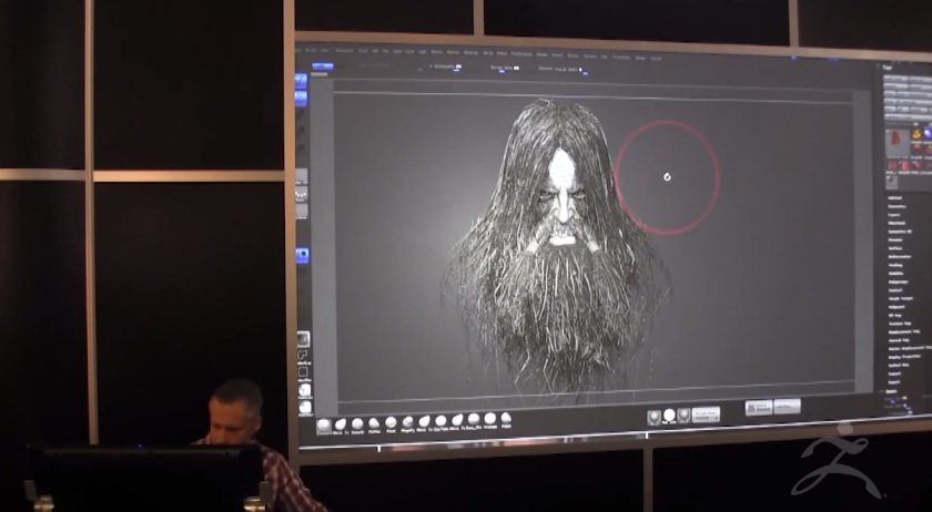 zbrush Id Software