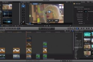 motion tracking Final Cut Pro
