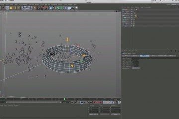 Dynamic particle sculpting