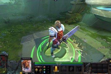 dota 2 sword