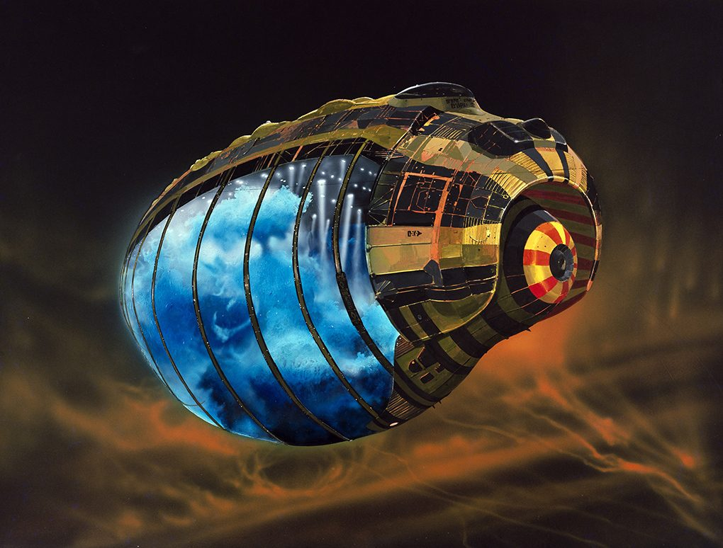 Jodorowsky's Dune by Chris Foss