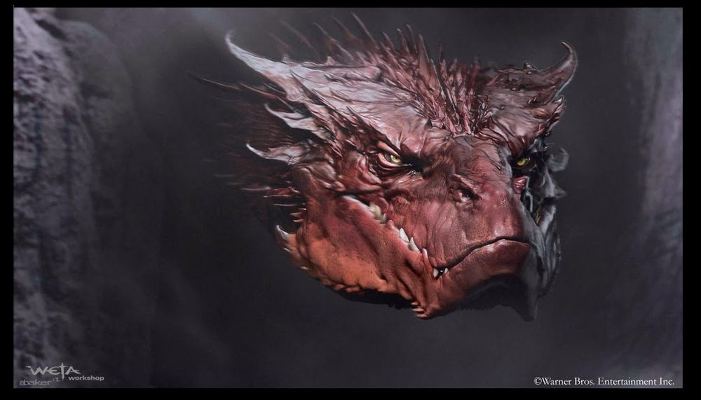 The Hobbit: The Desolation of Smaug Concept Art