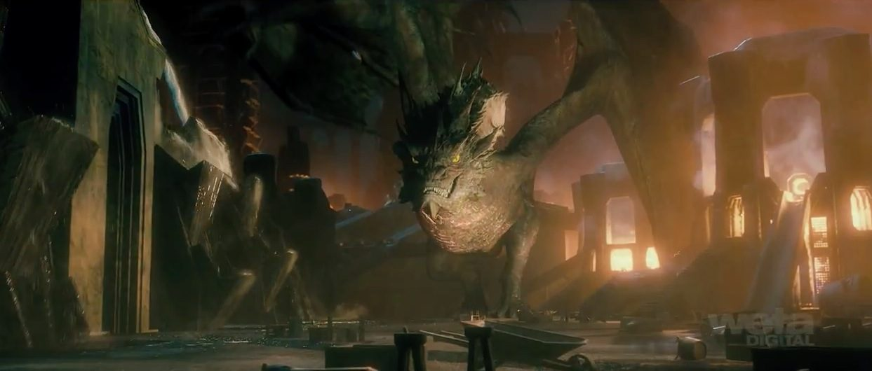 Making of The Hobbit: The Desolation of Smaug