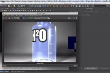 Shader Creation in Maya