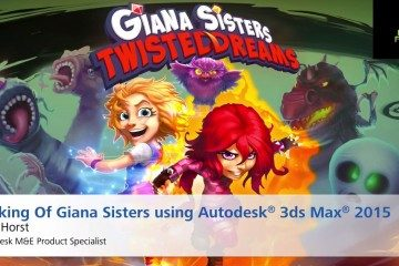making of Giana Sisters