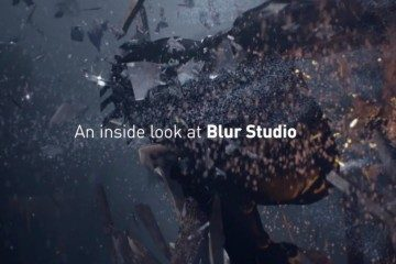 An Inside Look At Blur Studio