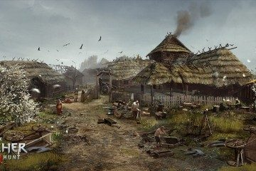 The Witcher 3 Wild Hunt Concept Art