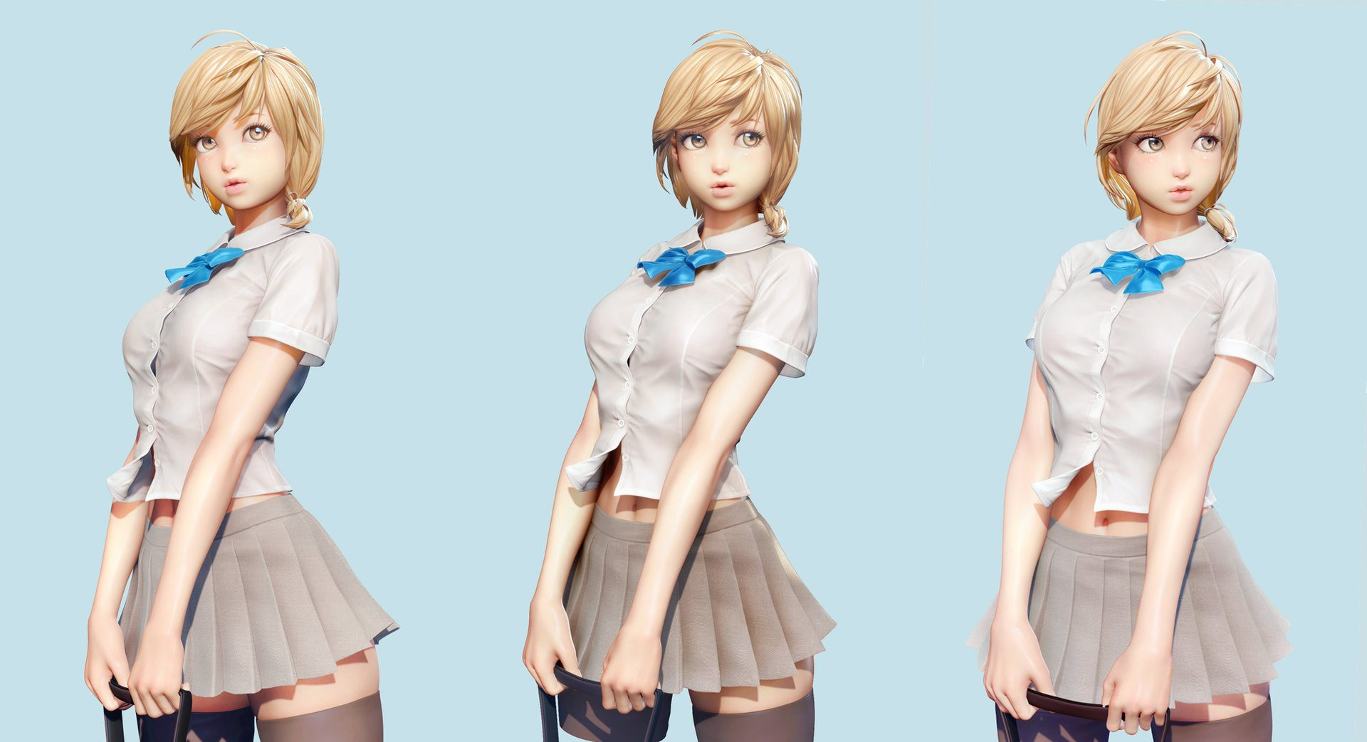 Schoolgirl 3d art hentai galleries