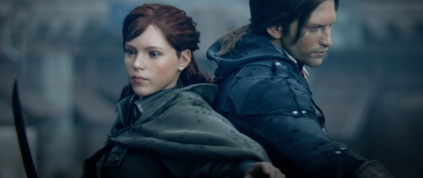 Ubisoft Introduces Elise In A New Assassin S Creed Unity Arno Trailer