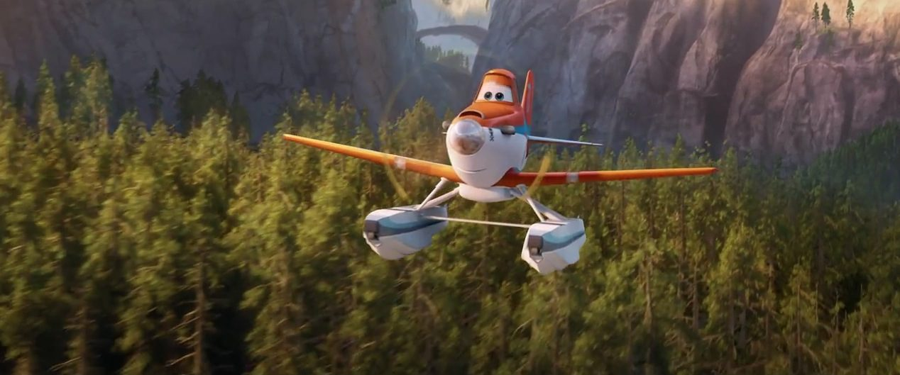 Planes 2 Fire Rescue : How To Draw Dusty & Dipper