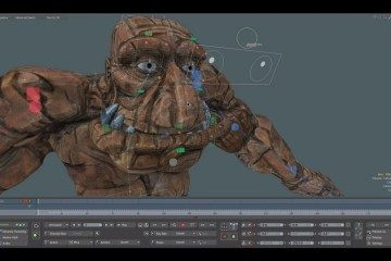 Face Rig In Modo
