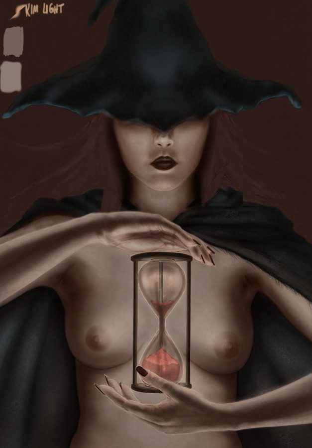 THE WITCH AND THE HOURGLASS 14