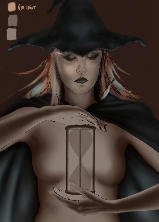 THE WITCH AND THE HOURGLASS 6