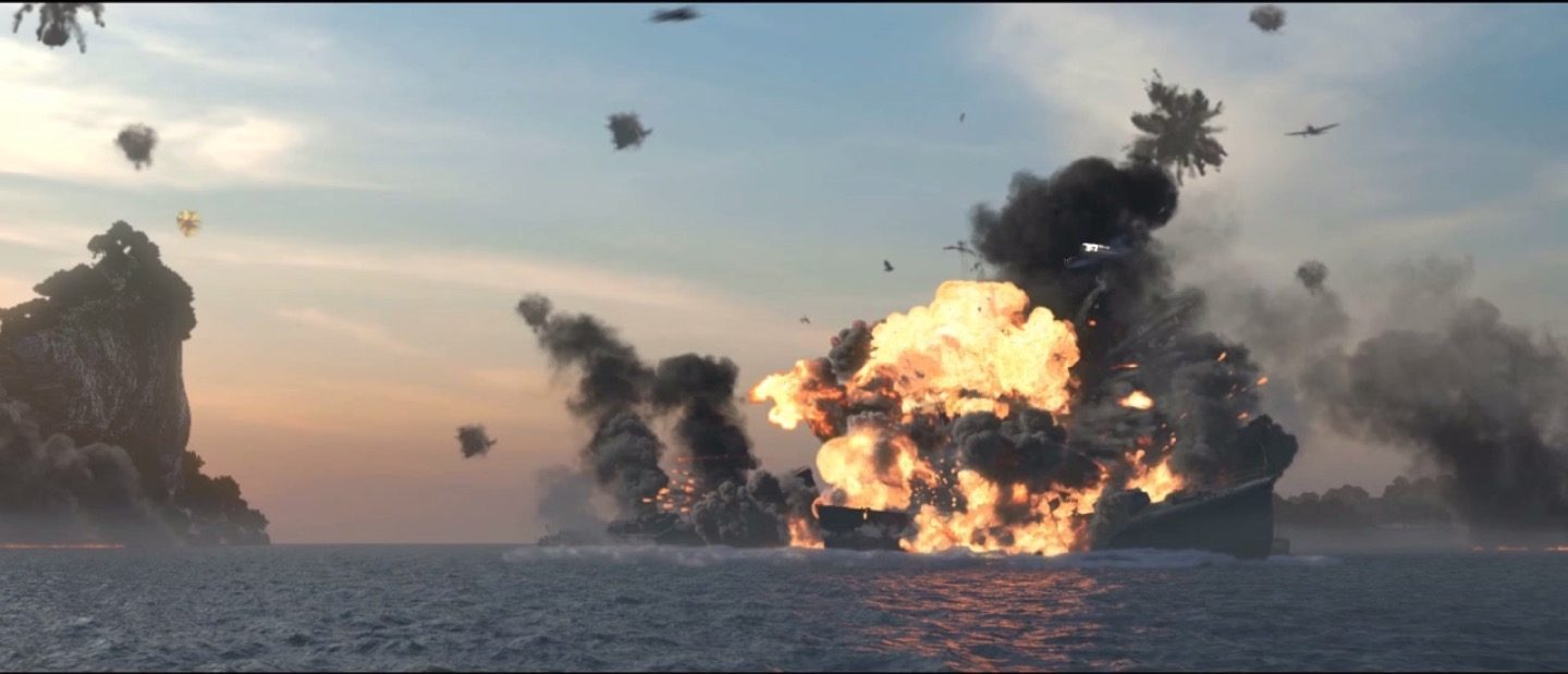 World of Warships 2 : Cinematic and Making of