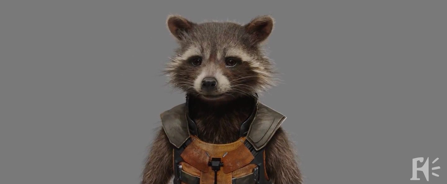 Creating Rocket Raccoon for Marvel's Guardians of the Galaxy