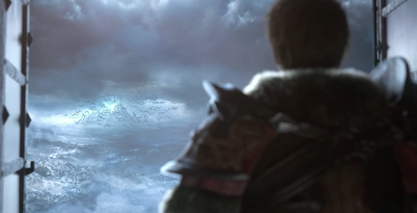 FINAL FANTASY XIV Heavensward - Opening Movie
