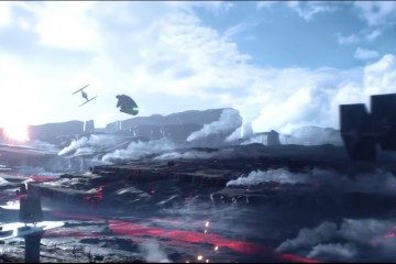 Star Wars Battlefront Reveal