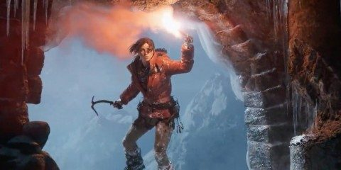 Rise Of The Tomb Raider E3 Preview Trailer