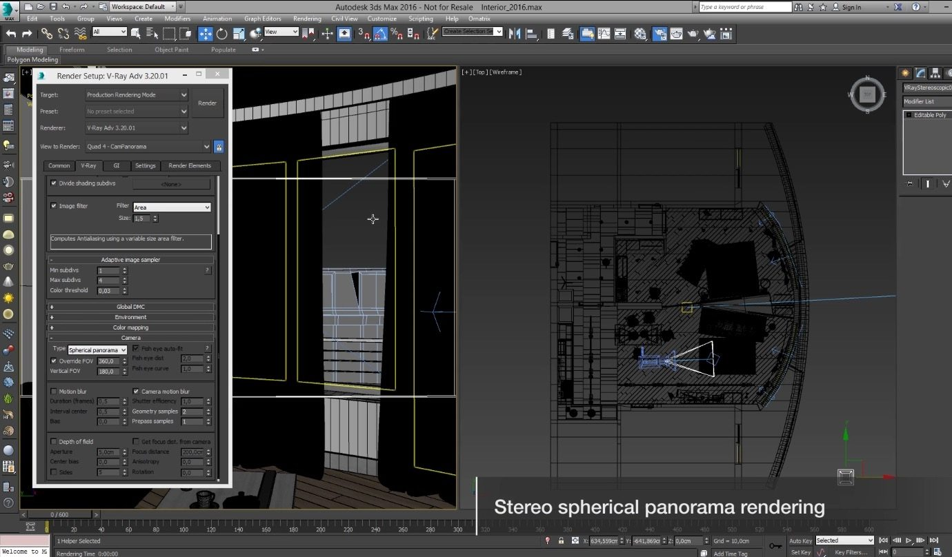 V-Ray 3.2 for 3ds Max