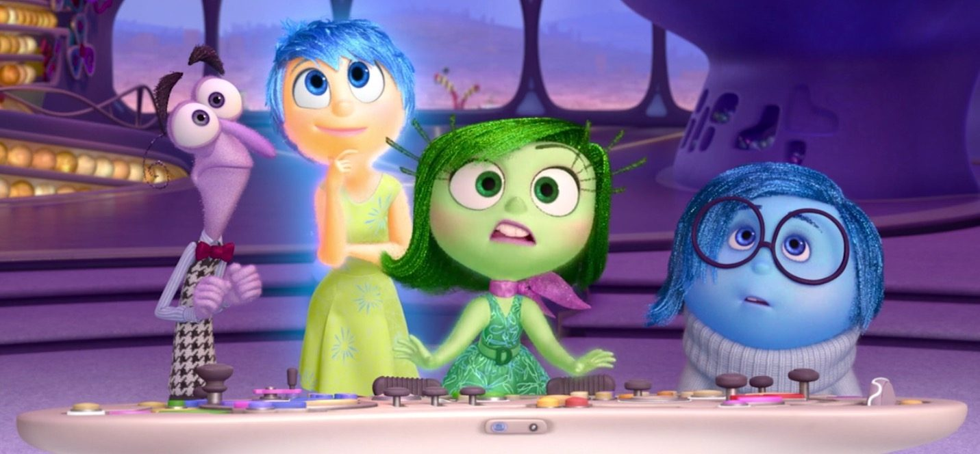 The sound of Inside Out