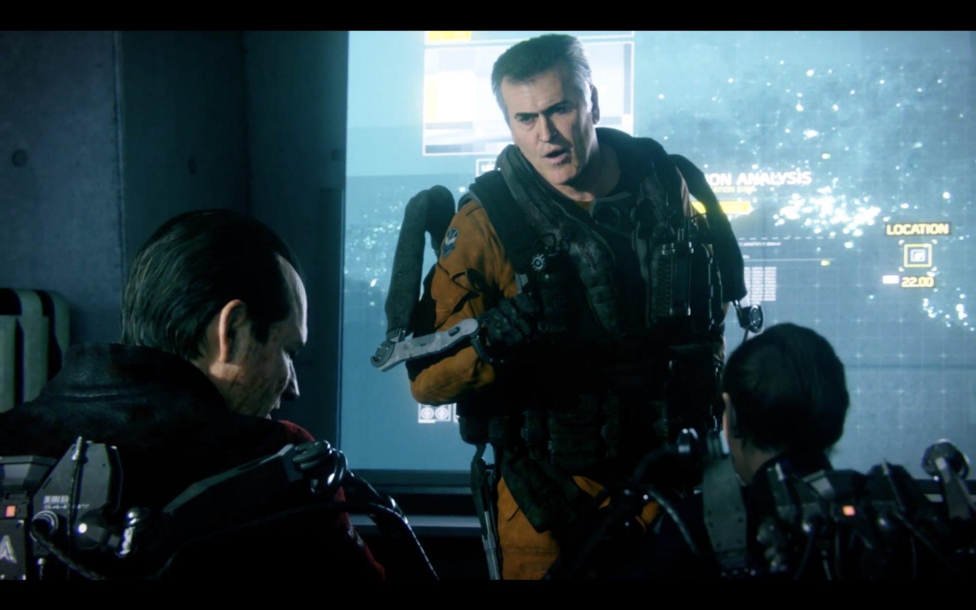 Call Of Duty Advanced Warfare Exo Zombies Descent Trailer 1