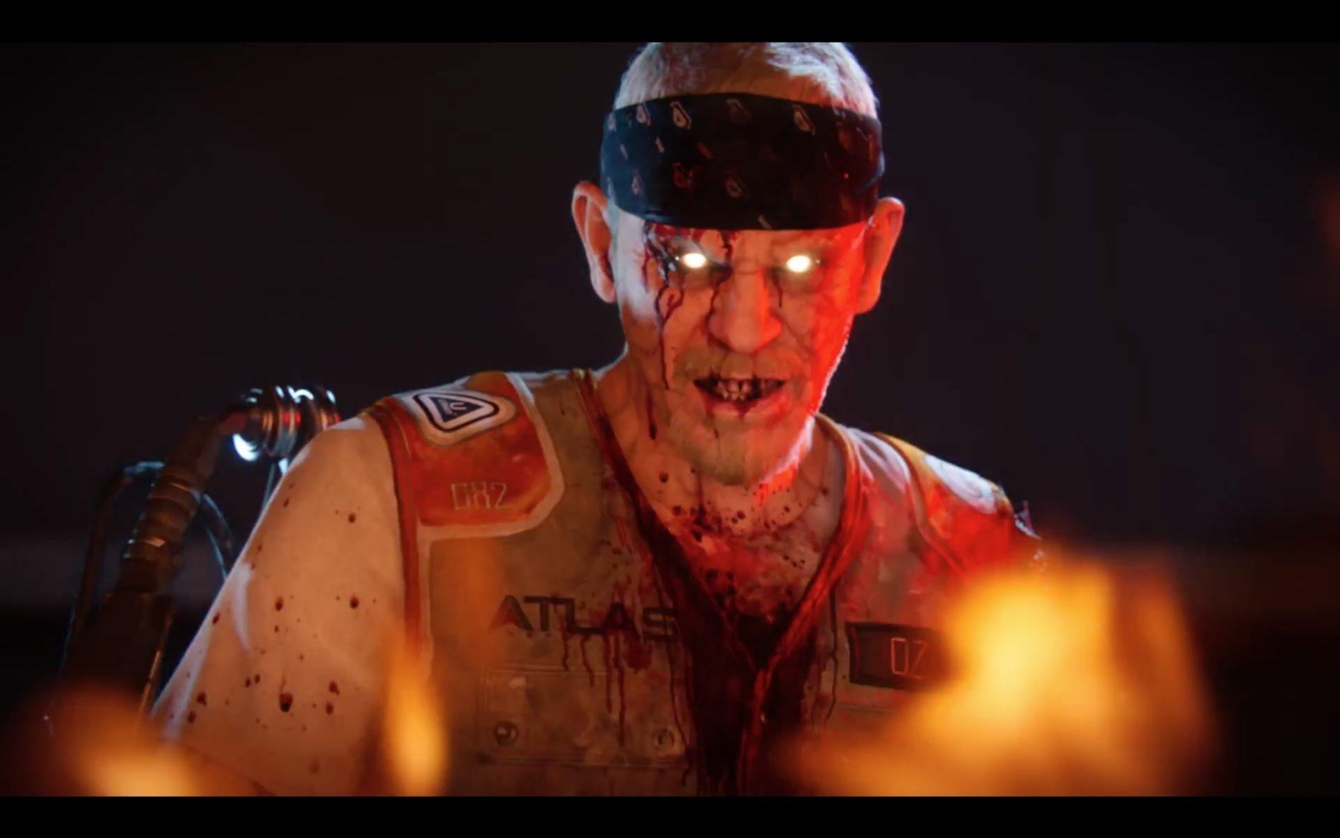 Call Of Duty Advanced Warfare Exo Zombies Descent Trailer 2