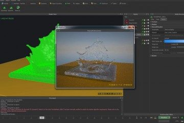 RealFlow 2015 Crown daemon