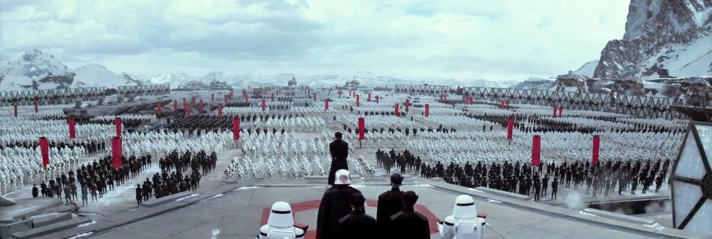 Star Wars  The Force Awakens International TV Spot
