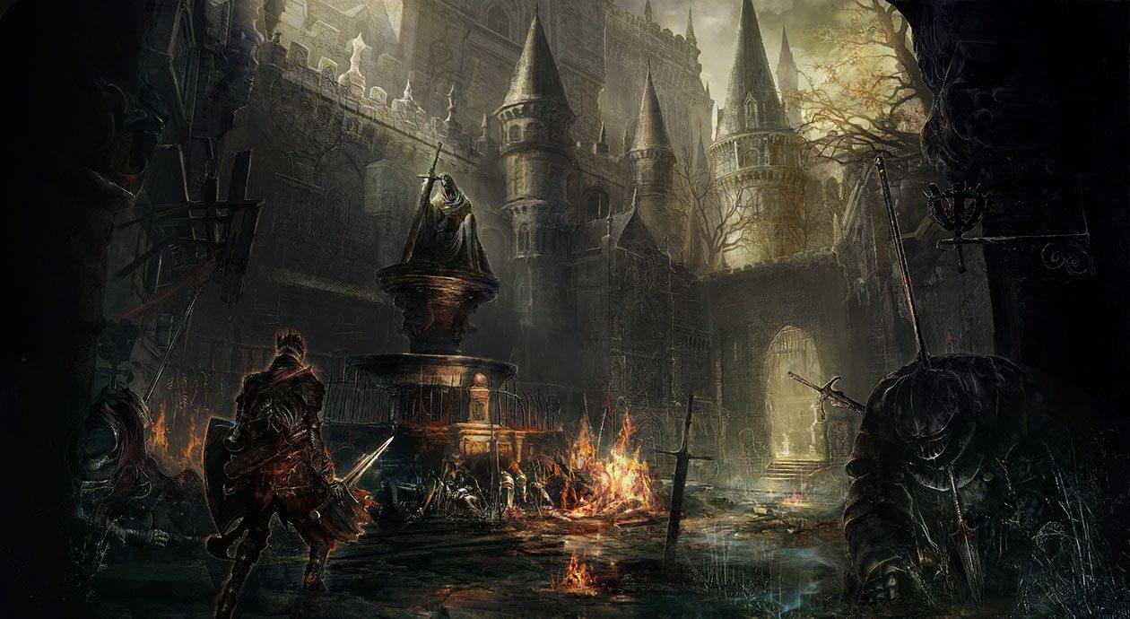 The Art Of Dark Souls III